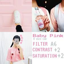 tumblr themes free aesthetic 25 best pink theme instagram feed vsco cam filter settings images on