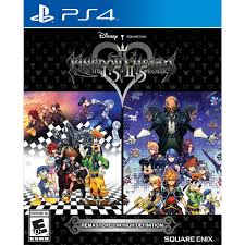 kingdom hearts 1 5 2 5 hd remix walmart com