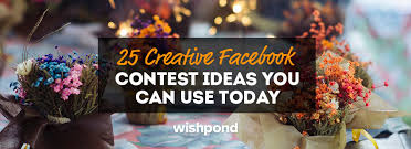 25 creative contest ideas you can use today