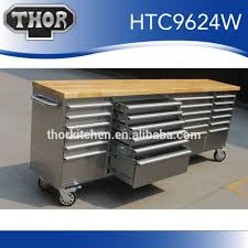 aluminum welded tool box buy garage metal chest movable tool