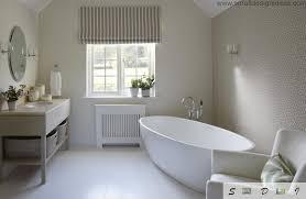 master bathroom ideas for white interior