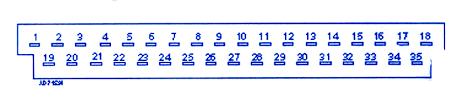 opel astra 2011 abs fuse box block circuit breaker diagram