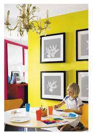 Yellow Accent Wall Bright Yellow Benjamin Moore Quinn U0027s Accent Wall Paint