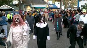 Six Flags October Six Flags Great Adventure Fright Fest The Awakening October 23