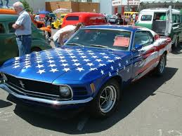 mustang paint schemes 10 awesome patriotic paint