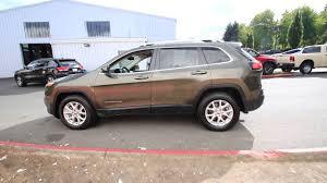 jeep cherokee sport green 2015 jeep cherokee latitude eco green pearlcoat fw583453