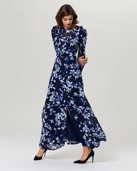 chiffon maxi dress chiffon maxi dress valance midnight blue oak