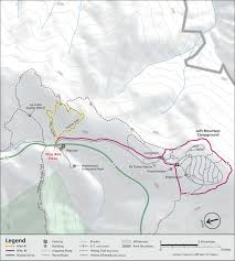 Virginia Creeper Trail Map by Frazier Shenandoah National Park U S National Park Service