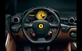 Ferrari F12 Matte Black - car picker ferrari f12 berlinetta interior images