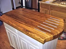 countertops zebrawood wood countertops custom countertop photo