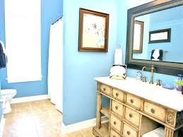 blue bathroom decor ideas blue and yellow bathroom somedaysbistro com