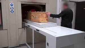 cremation procedure crematorium incinerates bodies and returns cremation ashes