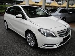 mercedes b200 2013 2013 mercedes b200 1 6 a cars for sale in puchong kuala