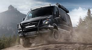 build mercedes build and equip your mercedes sprinter 4x4 passenger