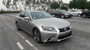 lexus gs350 f sport horsepower 2015 lexus gs350 f sport in atomic silver garage pinterest