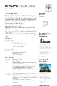 Hvac Sample Resumes by Engineering Resume Samples Visualcv Resume Samples Database