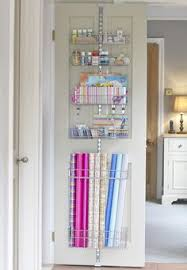 ways to store wrapping paper 28 easy storage ideas for small spaces wrapping paper storage