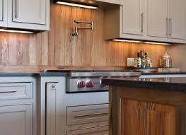 Reclaimed Wood Backsplash Kitchen - Kitchen backsplash wood