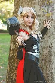 Thor Halloween Costume 25 Female Thor Costume Ideas Lady Thor
