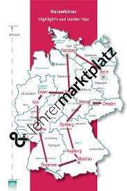 Baden Englisch Reiseziel Deutschland Destination Germany Deutsch Englisch A1