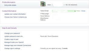 Cara Membuat Yahoo Mail Di Blackberry | tips jika yahoo messenger untuk blackberry tidak mau mengenal id