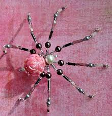 101 best beaded spiders images on beaded spiders