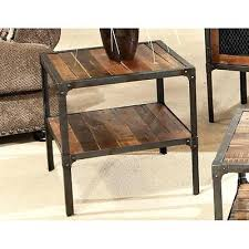 wood and metal sofa table popular neutral wood and metal sofa table helkk com