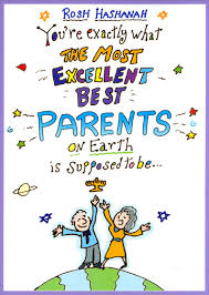 best parents on earth rosh hashanah card by recycled paper greetings