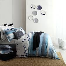 palma blue quilt cover set by royal doulton