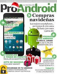 Revista Gadgets Las Mejores Aplicaciones Tercer Numero De La Revista De Pro Android