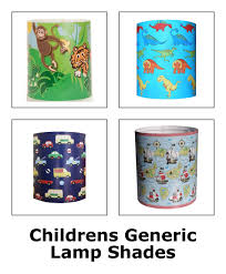 boys and girls lamp shades childrens bedroom lighting transport