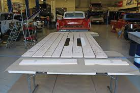 wooden truck bed bed wood options for chevy c10 and gmc trucks rod network