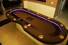 Dining Room Poker Table 9 Coolest Tables You U0027ll Want In Your Dinning Room Or Backyard