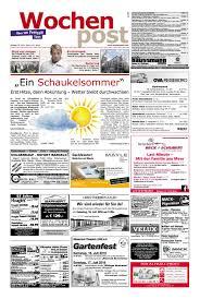 G Stige Esszimmer Komplett Die Wochenpost U2013 Kw 28 By Sdz Medien Issuu