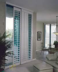 kitchen window treatment ideas for sliding glass doors in sunroom