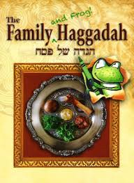 30 minute seder the haggadah that blends brevity with tradition the family and frog haggadah by and isaacs rostoker