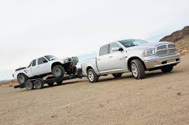 2011 dodge ram towing capacity ram tough dilemma hemi vs ecodiesel