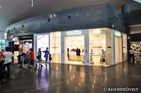 pandora jewelry retailers gateway at kuala lumpur international airport 2 a trendy mall