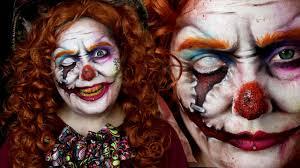 evil halloween makeup mad hatter evil clown wonderland makeup tutorial youtube