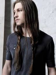image result for long hair braid male aldrich photo ideas