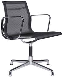 charles e style office aluminium group chair ea 108 in mesh