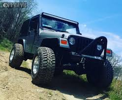 2000 jeep classic 2000 jeep tj mickey thompson classic ii skyjacker suspension lift 4in