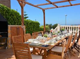 sitges villa with 2 pools for 14 people weeklyvillas