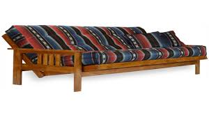 arden futon frame queen size solid hardwood youtube