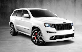 white jeep 2016 jeep grand cherokee srt8 2016 4x4 crossovers u0026 suvs pinterest