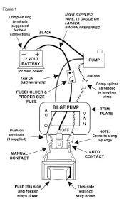 attwood 2 way on off bilge pump switch