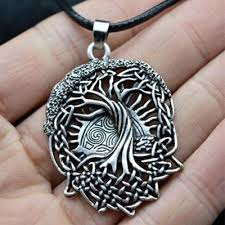 viking necklaces norse nordic celtic pendants and amulets