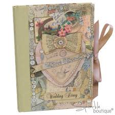 wedding diary vintage wedding diary planner planning book journal organiser