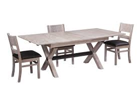 amish dining tables rebelle home furniture store medford oregon
