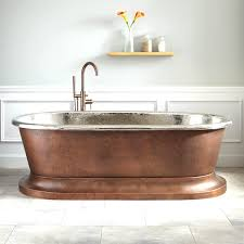 Fashion Home Interiors Vintage Clawfoot Tub The Is Back In Fashion Home Inside Copper